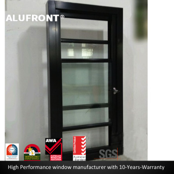 Aluminium Double Hung Window Single Hung Window