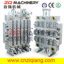 72 Cavities PET Preform Mold with Hot Runner System for variety home appliance wpc solid decking extrusion mould