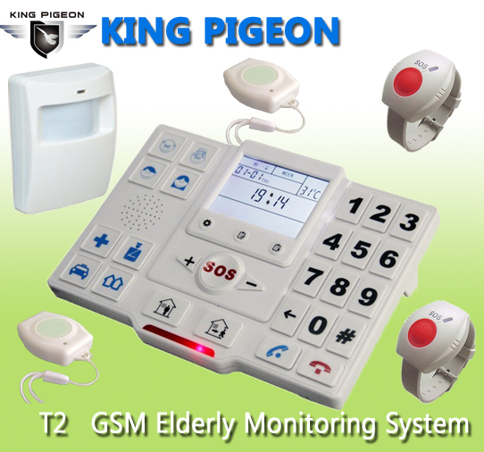 sim alarm activities monitoring gsm wireless alarm FOR home alarm wireless gsm T2