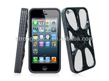 [New arrival] PC + TPU Cool Tire case for iphone 5C