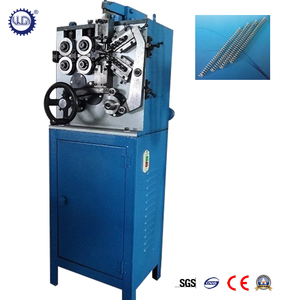 China manufacture Mechanical Spring Coiling making machine with cheap price good quality