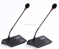 Professional wired conference microphone audio conference system/conference room sound system YC824--YARMEE