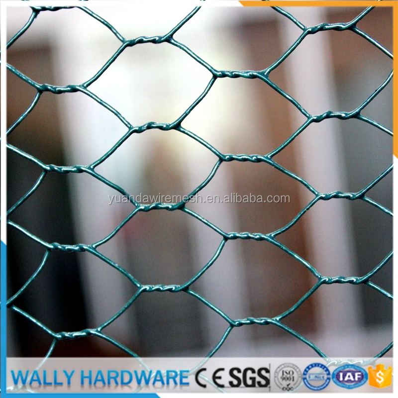 lowest price best quality decorative brass antique bronze hexagonal chicken wire mesh