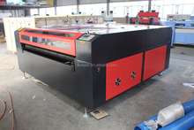 large format laser cutting machine for car seat cover