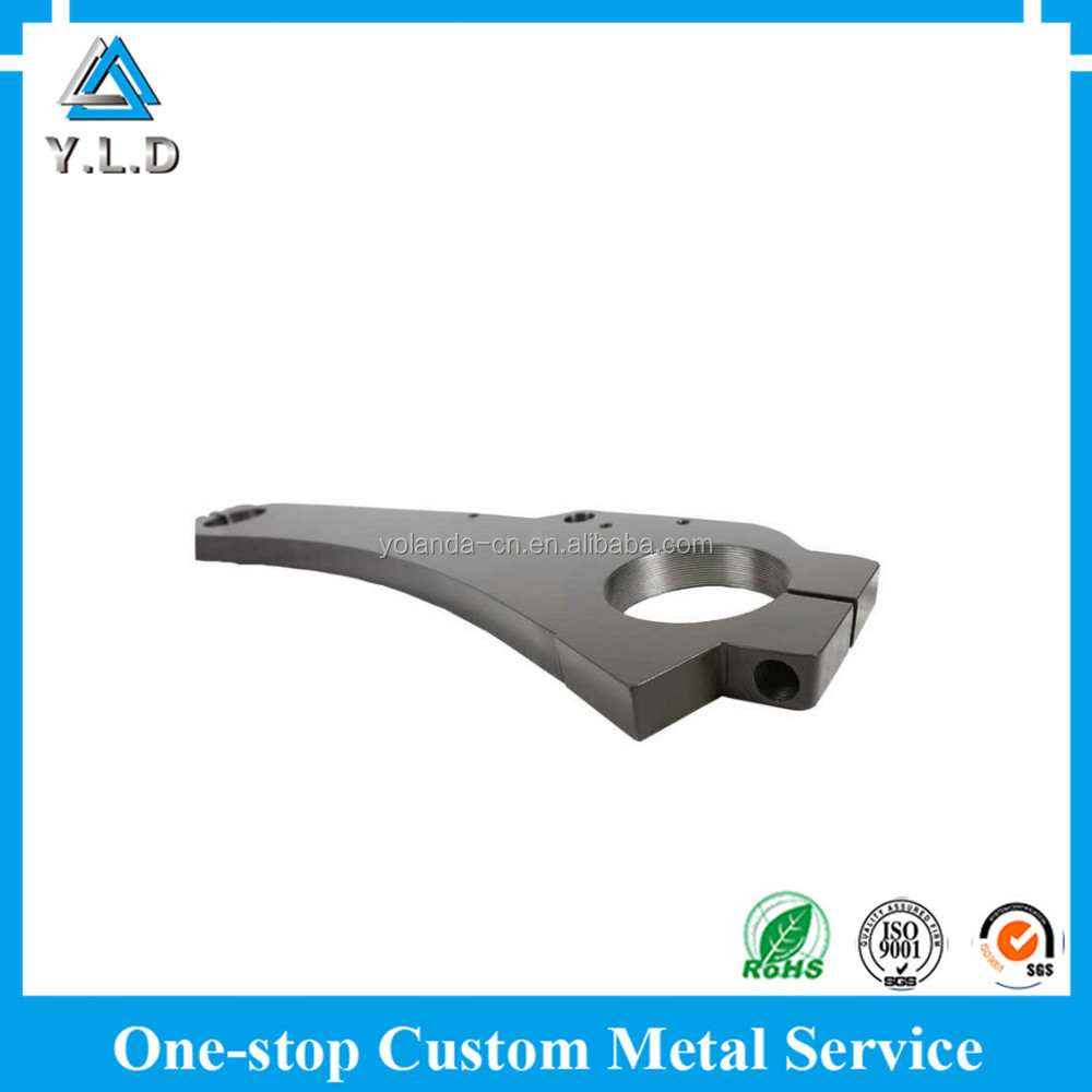 Quality And Quantity Assured Alloy Steel CNC Milliing Flower Tool Part At Best Price