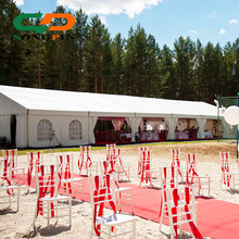 250 People Cheap party wedding dinners Marquee Tents 12x30m for sale