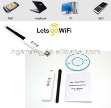 802.11n/b/g 300mbps wi-fi/wlan wireless network adapter
