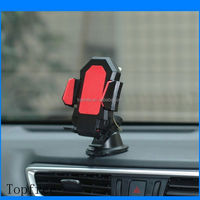 Customized rotating adjustable micro suction phone holder