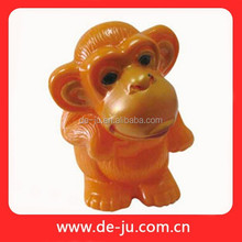 Manufacture Mini Cheap Plastic Monkey Toy