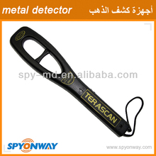led super scanner metal detector,Full Body Scanner, hand held metal detector,new LED display handheld metal detector