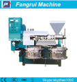 Hight yield cotton seeds Oil presser oil press machine Automatic Oil Pressers Machine 6YL-100
