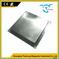 Alibaba china supplier best quality stainless steel magnetic plate