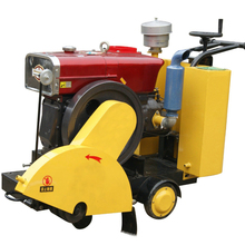 22hp diesel engine asphalt concrete cutting machine road cutter for sale
