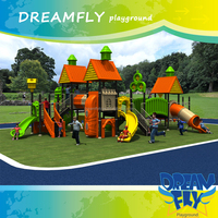 Best price supply playsets for kids outdoor playground use