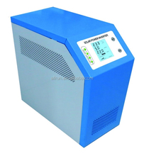 Hot sale! High efficiency 1KW TO 10KW hybrid inverter also called solar inverter with built-in charge controller