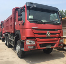 new face sinotruk howo dump truck for sale