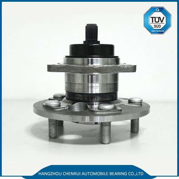 Japanese wheel parts of auto abs wheel hub VKBA6876 for sale