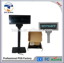 Pos comandi 2 lines*20 personaggi cliente display vfd