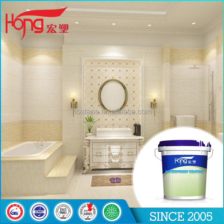Good performance construction harmless water-based waterproof paint