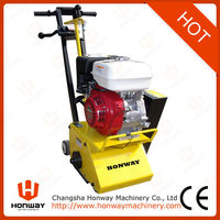 HW push model concrete scarifier hand held