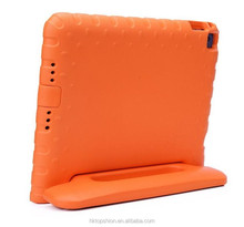 Best selling shockproof tablet handle case for ipad air, for ipad air 2 children kids proof eva foam case with stand