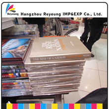 Professional full color Hardcover book printing