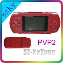 "New Product 1GB capacity 2.7"" LCD,16 Bits PVP2 Portable TV video game console"