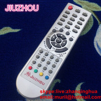 universal remote for set up box and receiver SETUP BOX DTS6921 DTH Jiuzhou DTS6696CL EQUIPO STB SD H.264 DVB-S2 Hyundaii Coship