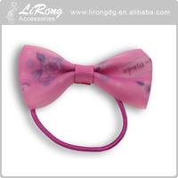 Wholesale fashion Fabric hair accessory ponytail holder