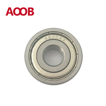 Good Performance Competitive Price Deep Groove Ball Bearing 6200Z 6200ZZ 6200-ZZ