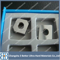 PCBN diamond tools milling inserts,cnc lathe tungsten carbide Milling pcd cbn cutting tools