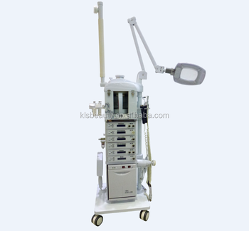 Factory directly selling 17 in 1 multifunction beauty machine by for Skin Care beauty salon and facial clinic equipment