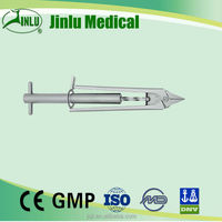 Toggle orthopedic surgical instruments