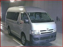 2006 TOYOTA HIACE HI ROOF /KDH200K-0046575/ Used Car From Japan (45386)