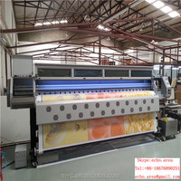 stretch ceilings printing machine