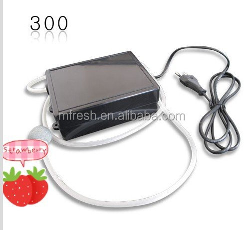 Star air/water purifier MFresh A300 ozone generator fresh fruits and vegetables