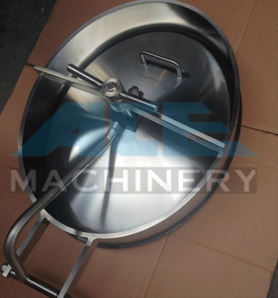 Model YAB Sanitary Stainless Steel Manway Without Pressure