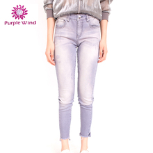 Factory direct sale made in turkey label bolivia basic women jeans