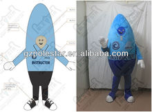 character surf board costumes for promotional activity NO.2094