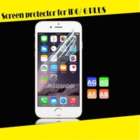 Bubble Free !! High Clear cell phone screen shield for iPhone 6 Plus 5.5
