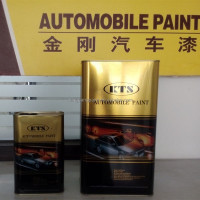 High Gloss Auto 1k 2k Top Color Solid Color Paint For Auto Body Refinishing
