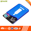 Custom printed sticker smart wallet silicone Id card holder