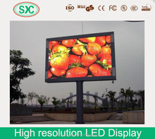 Low consumption arabic led signs live video led display manufacturer