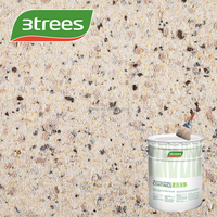 3TREES Acrylic Resin Natural Stone Powder Special Rock Chip Marble Paint