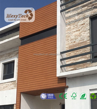Waterproof wood composite decor wpc exterior wall panel