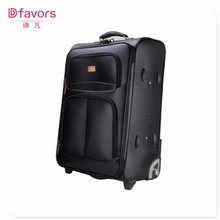 New Build in caster 2 wheels 3 PCs PU Luggage Sets Manufacturer price