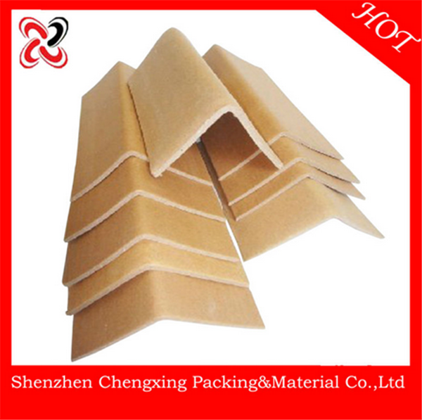 Kraft paper waterproof edge protector low price corner protector factory