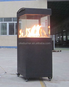 TB4N Outdoor Gas Fireplace