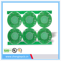 rigid and flexble PCB board factory in China