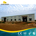 Industrial Shed Design Light Steel Warehouse Building